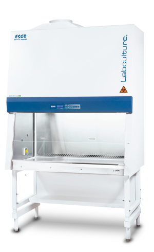 Esco Labculture Reliant Gen 2E Model LB2-6B2-E Class II Type B2 Total Exhaust 6 foot Biosafety Cabinet with ULPA HEPA Filters, UV Light, and Stand