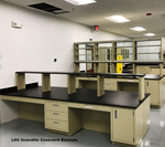 New Laboratory Casework-Customized - Government Lab Enterprises