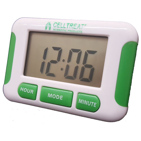 CELLTREAT Multi-Function Timer, 2301, 23, 1PK - Government Lab Enterprises