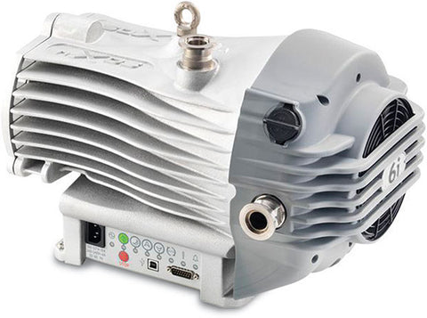 Edwards A73501983 NXDS6I Dry Scroll Vacuum Pump 100-127/200-240V 1PH 50/60HZ - Government Lab Enterprises
