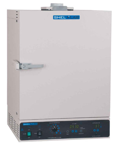 Shel Lab Model SMO1 Forced Air Oven; MAX 240C; 1.6 cu. ft. - Government Lab Enterprises