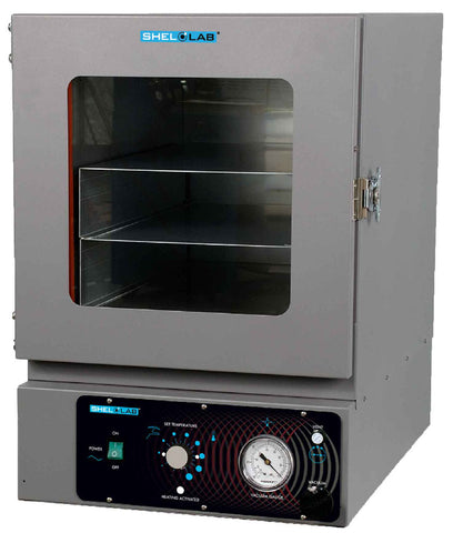 Shel Lab Model SVAC1E Vacuum Oven; MAX 210C; 0.6 cu. ft. - Government Lab Enterprises