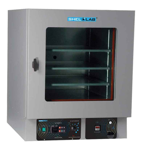 Shel Lab Model SVAC4 Vacuum Oven; MAX 220C; 4.5 cu. ft. - Government Lab Enterprises