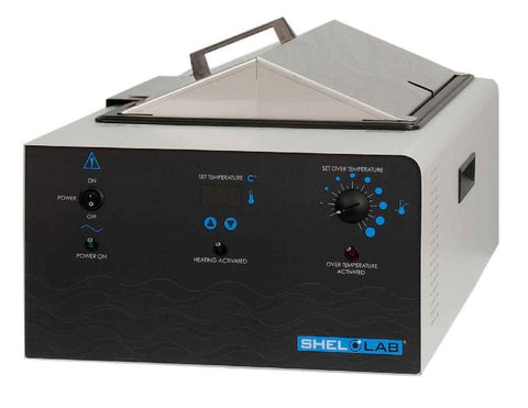 Shel Lab Model SWBC22 Circulating Water Bath (22L, 115V) - Government Lab Enterprises