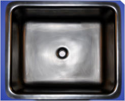 Single Bowl Polyolefin Sinks - Government Lab Enterprises