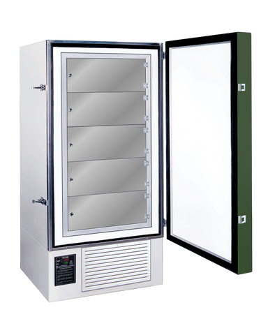 So-Low U85-25 Ultra Low Temperature -85C Upright Freezer 25 cu. ft. 115V/208V - Government Lab Enterprises