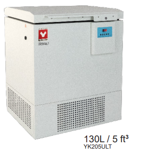 Yamato YK205ULT Ultra Low Temperature -86C Chest Freezer 5 cu. ft. 115V