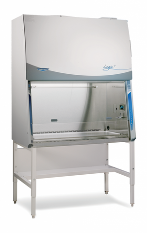 "Labconco Logic + 302481101 Class II Type A2 4ft Biosafety Cabinet with 8"" Sash Opening, UV Light and Base Stand - Government Lab Enterprises"