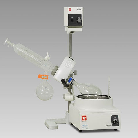 Yamato RE-201-100A Basic and Economical Rotary Evaporator - Government Lab Enterprises