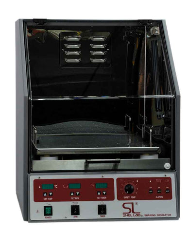 Shel Lab Model SSI3 Shaking Incubator 3.3 cu. ft. - Government Lab Enterprises