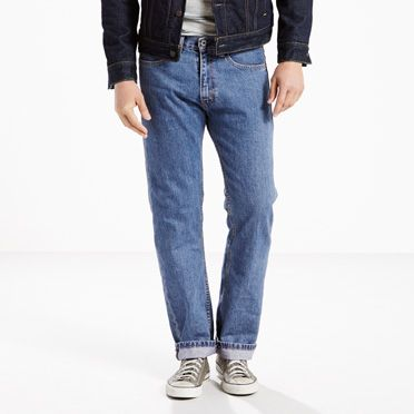 Levi 505 Regular Fit Jean- 4891