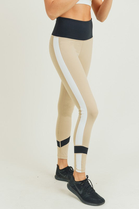 Cardio Colorblock Legging