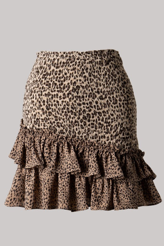 Cat's Out of the Bag Skirt
