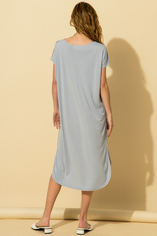 Oceanside Midi Dress