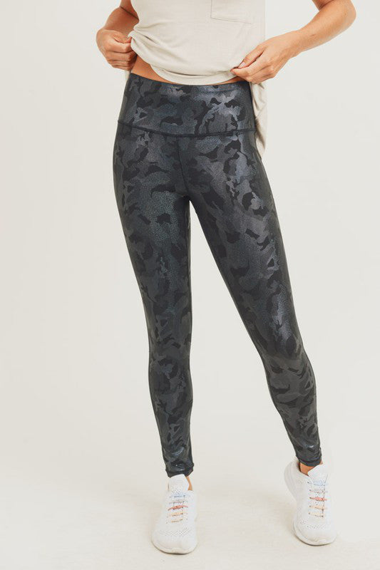 Cosmic Camo Legging