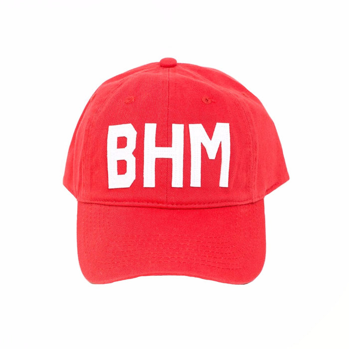Aviate BHM Hat- Red
