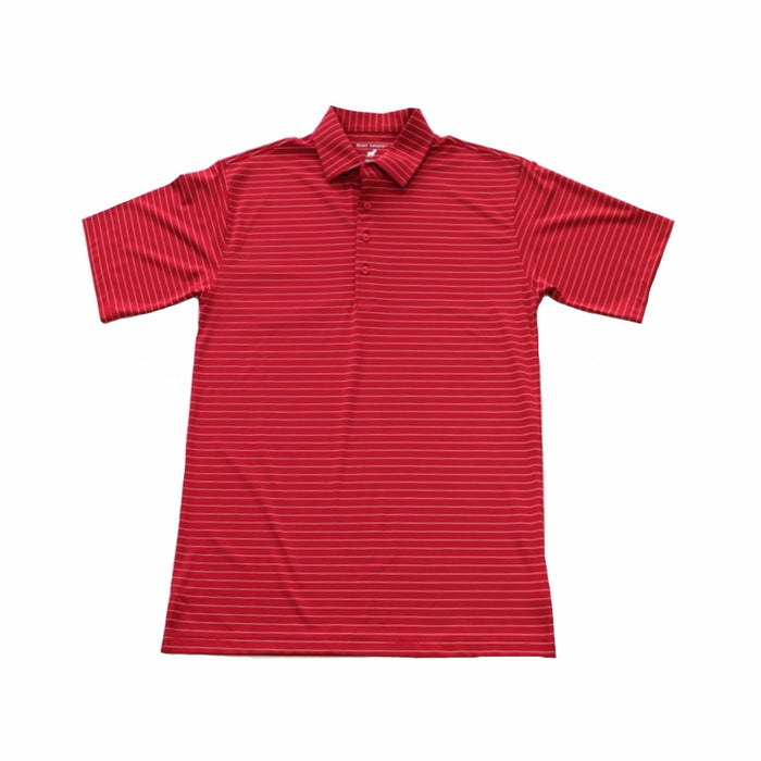Youth Horn Legend Polo 1018- Crimson/ White