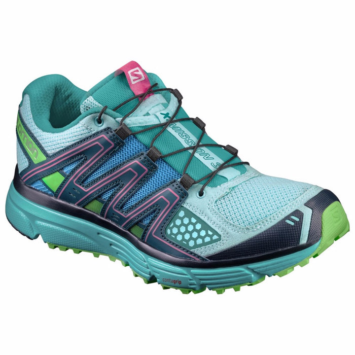 Women's Salomon X Misson 3- Abule/Navy