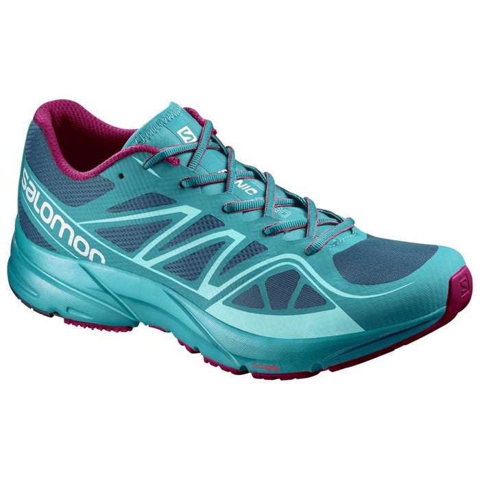 Women's Salomon Sonic Aero- Fog Blue Teal