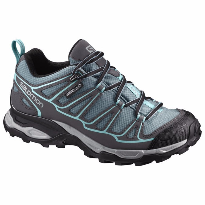 Women's Salomon X Ultra Prime- Grey/Blue/Lucite