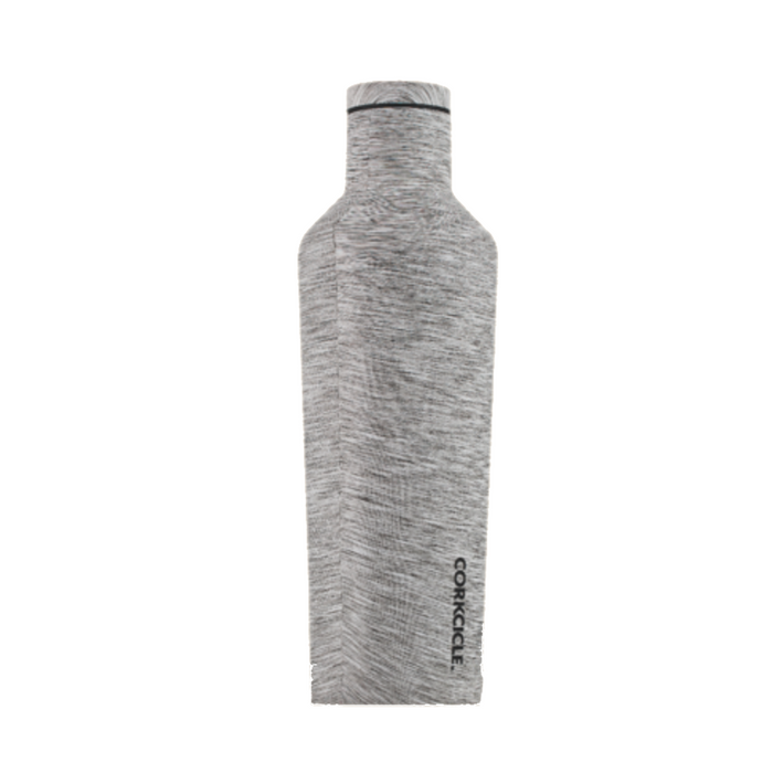 Corkcicle 16oz Canteen- Heathered Grey