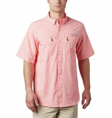 Columbia Terminal Tackle Short Sleeve Woven Shirt