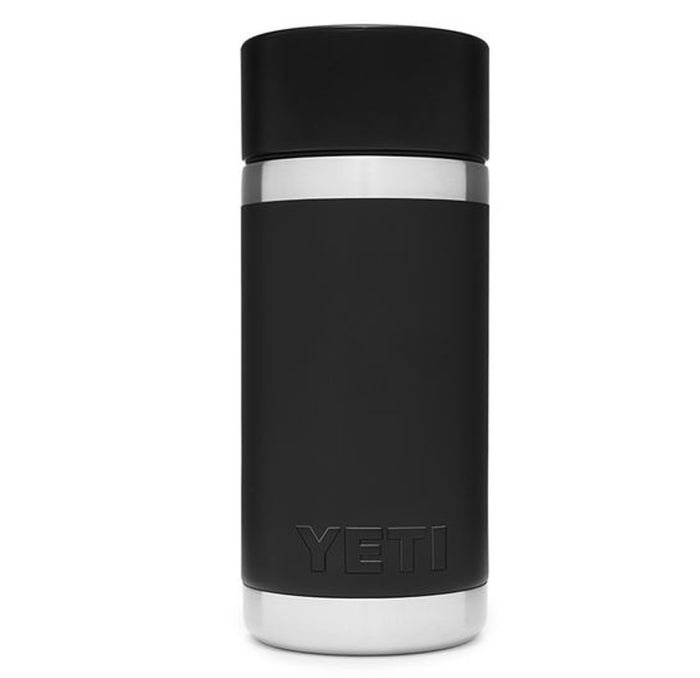 Yeti Rambler 12oz Bottle- Black
