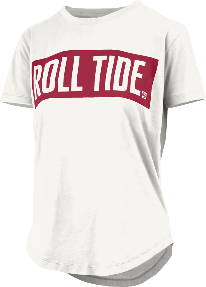 Pressbox Alabama Big Block Tee