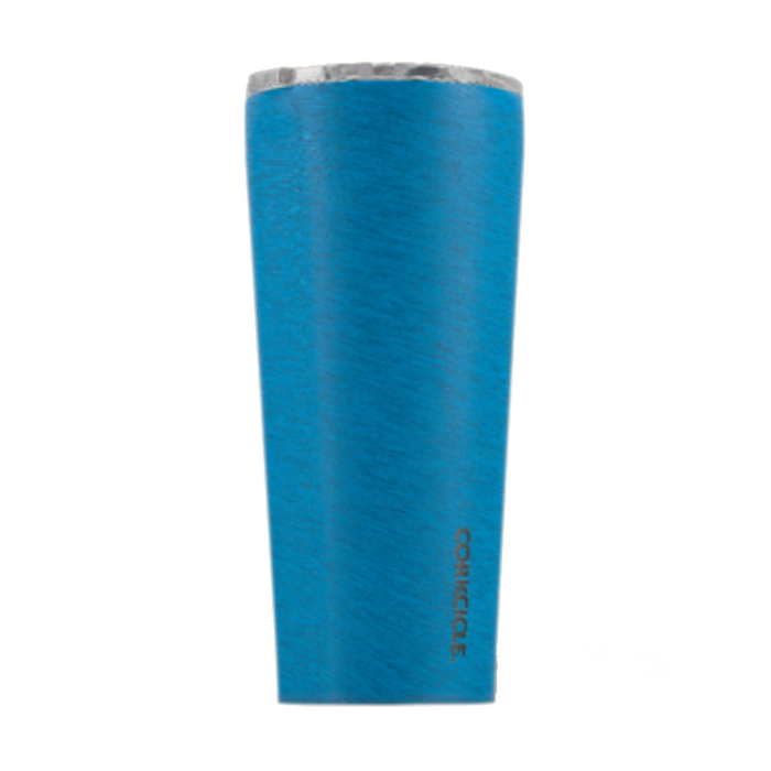 Corkcicle 24oz Tumbler- Heathered Navy
