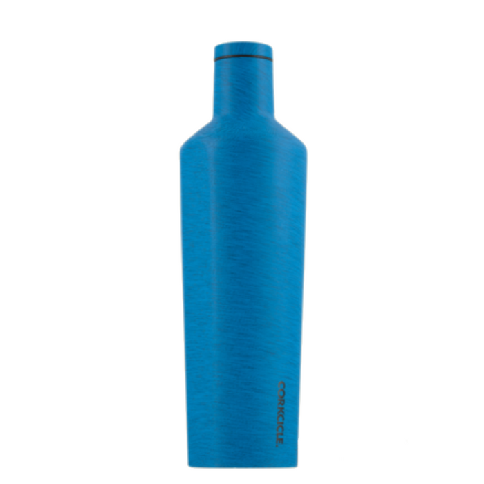 Corkcicle 25oz Canteen- Heathered Navy