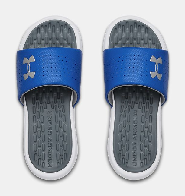 Youth Under Armour B Playmaker Fix SL Sandal