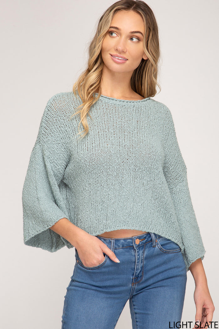 Making Waves Sweater- SS2763