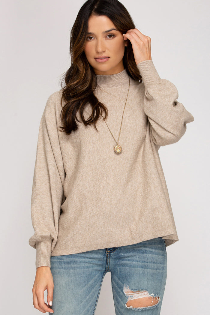 Autumn Chic Sweater