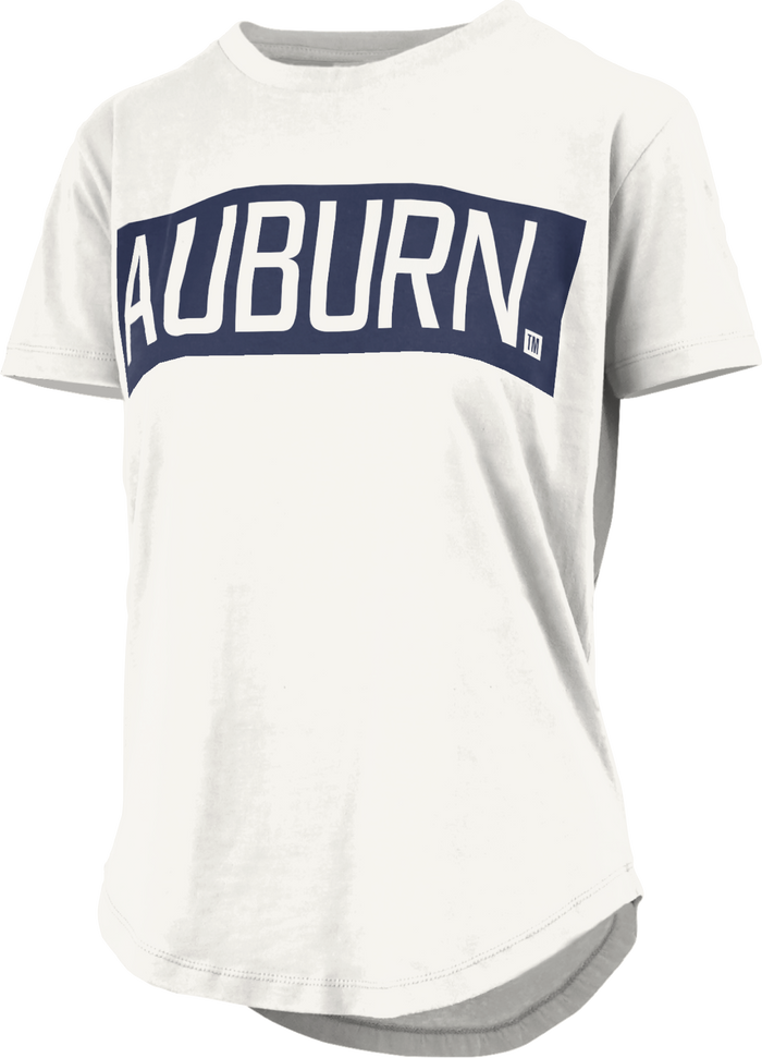 Pressbox Auburn Big Block Tee