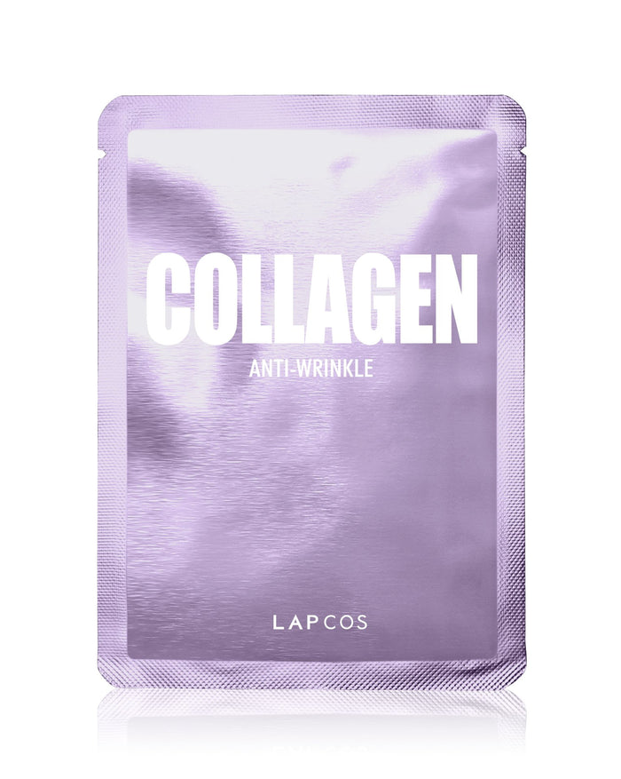 Lapcos Face Mask - Collagen