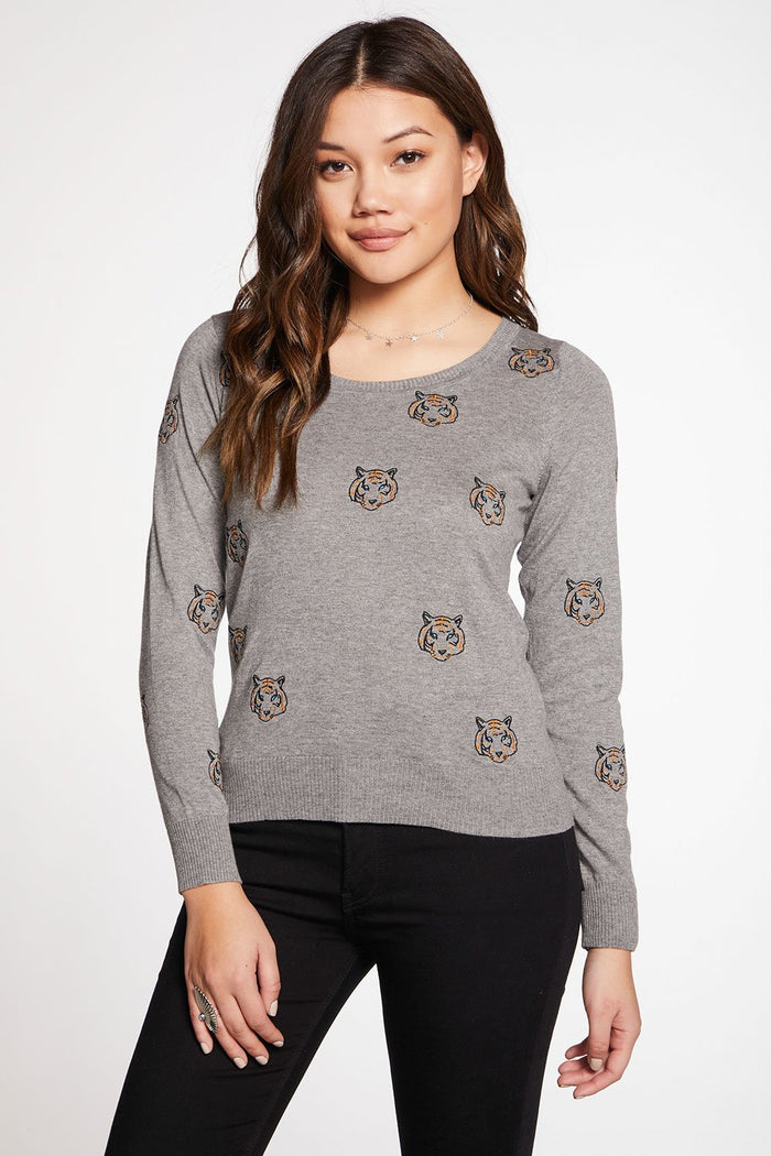 Chaser Tiny Tigers Sweater