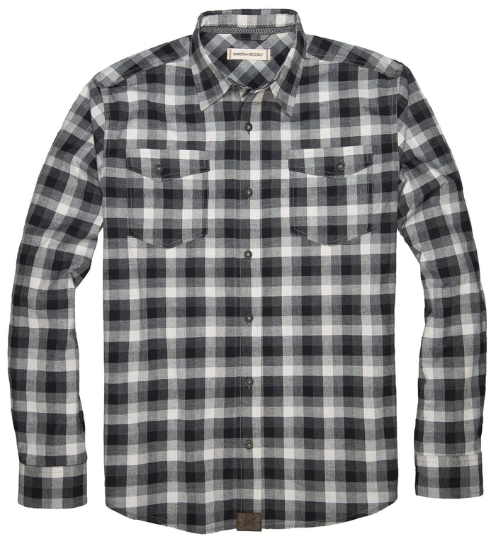 Dakota Grizzly Draper Button Down