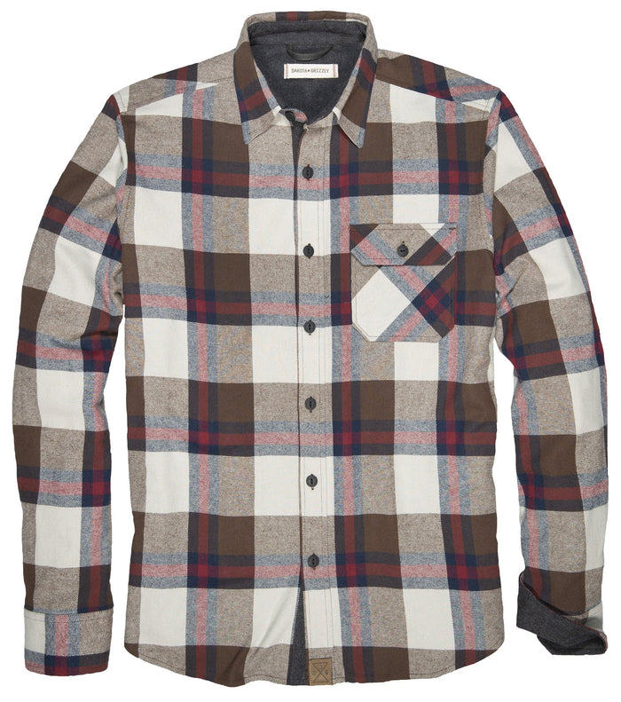 Dakota Grizzly Brock Button Down