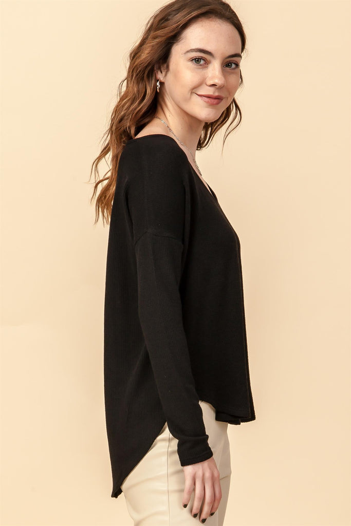 The Perfect Staple Top