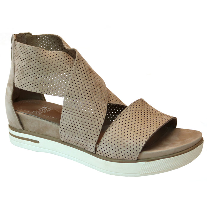 Eileen Fisher Sport 3 Nubuck- Earth