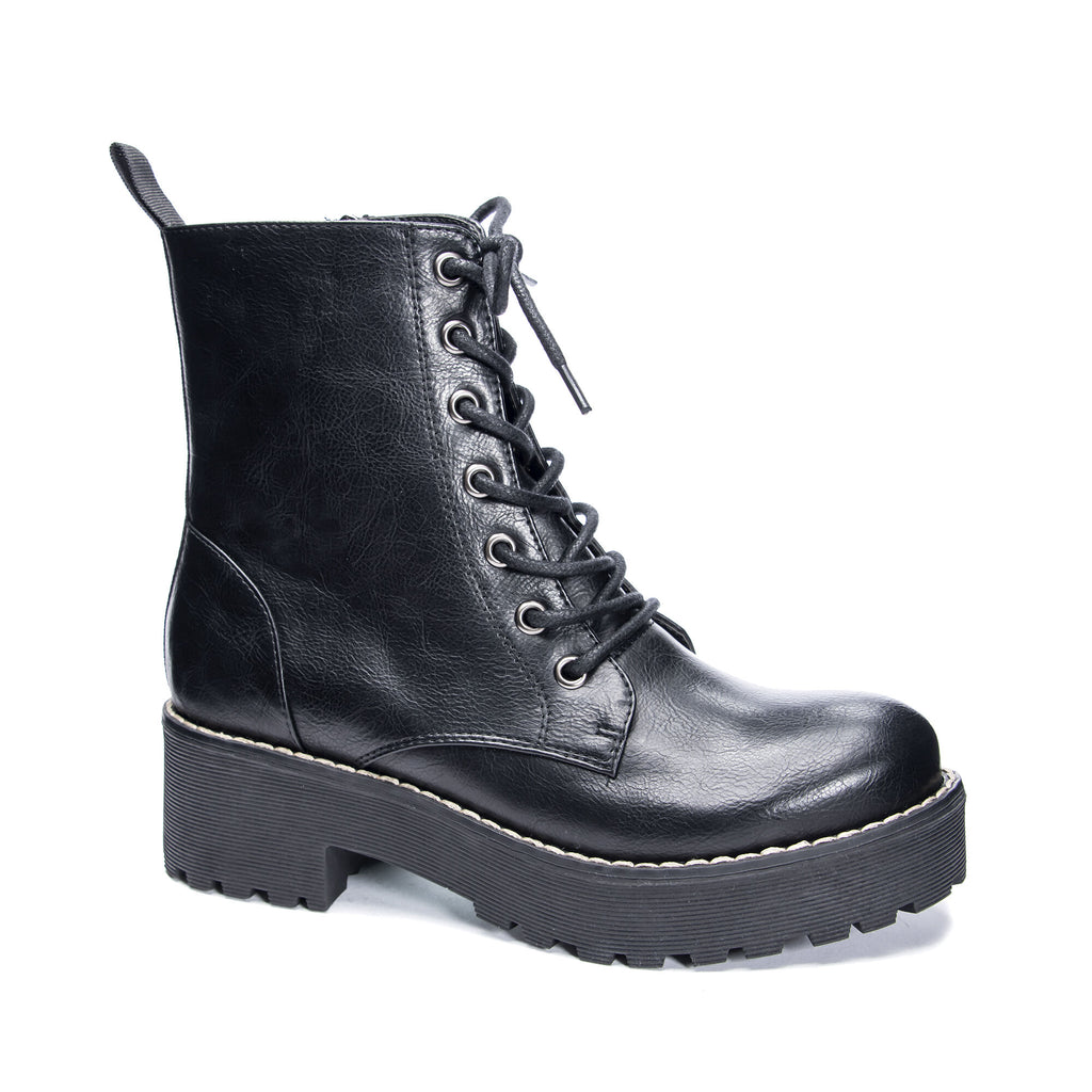 Dirty Laundry Mazzy Combat Boot