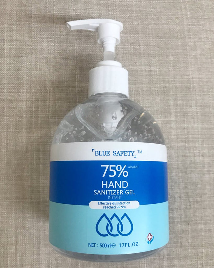 Blue Safety 17oz Hand Sanitizer