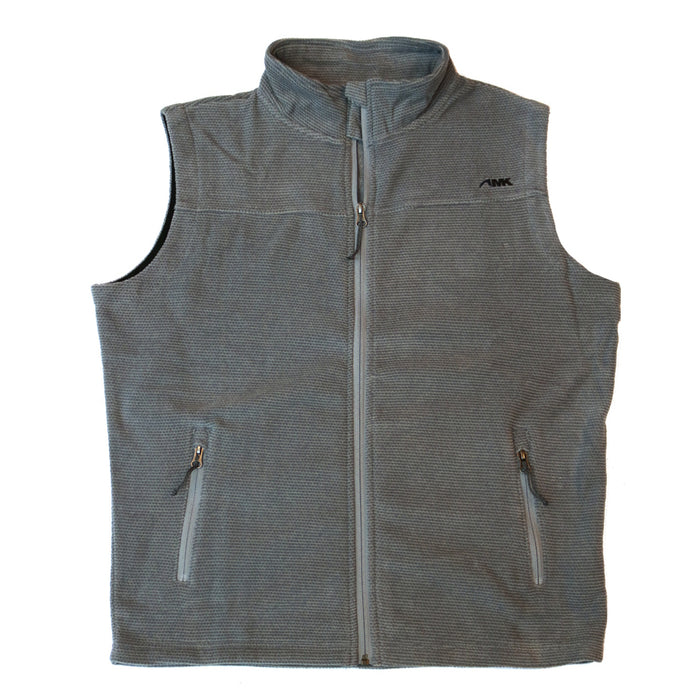 Mountain Khakis Pop Top Vest- Gunmetal- MK POP TOP VEST-GUN