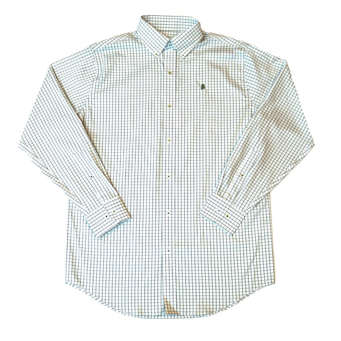 The State Company Alabama Performance Button Down- Shallowford-  AL PERFORMANCE BUTTON-SHA