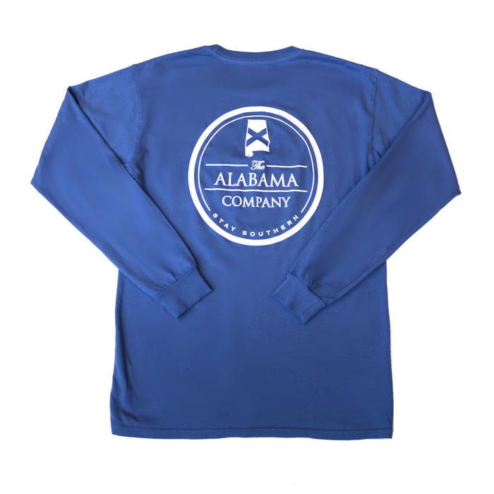 The State Company AL Pocket T-shirt - AL POCKET TEE L/S-PER