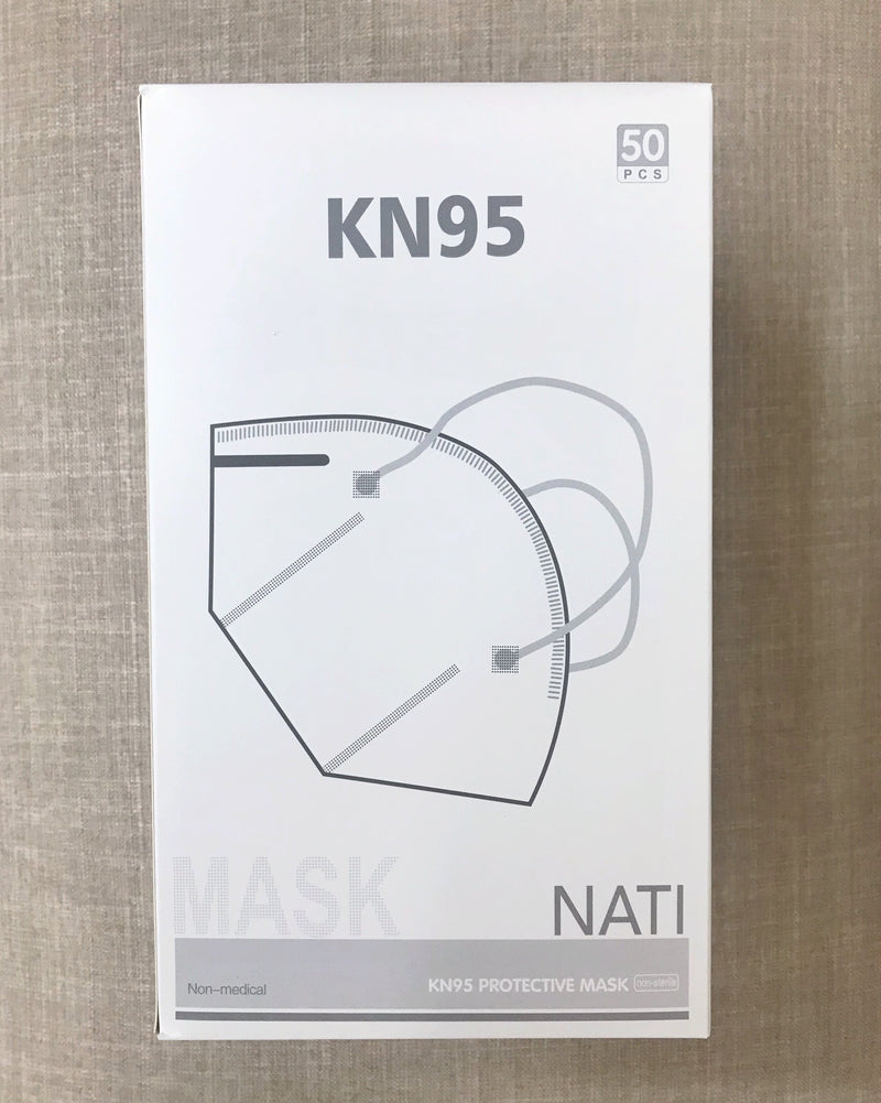KN95 Protective Face Mask- 500 Pack