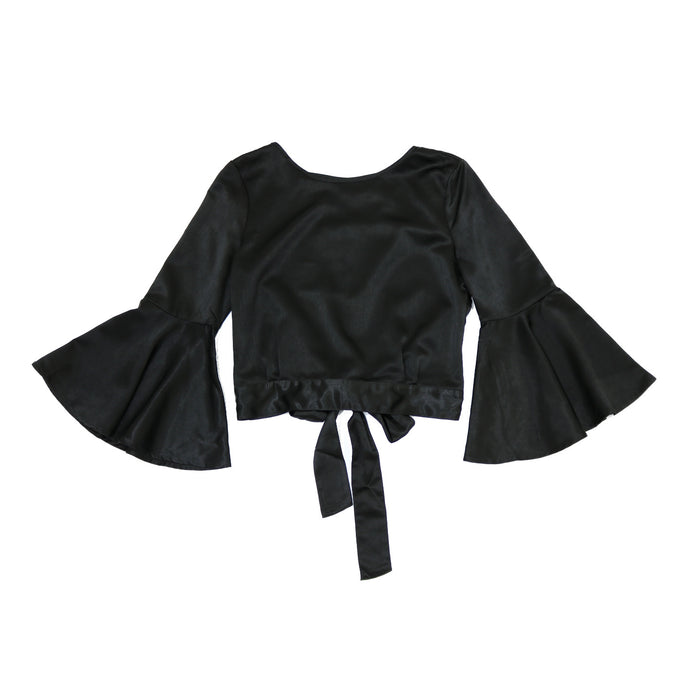 Jack Sugar Kisses Top- JI404117-BLCK