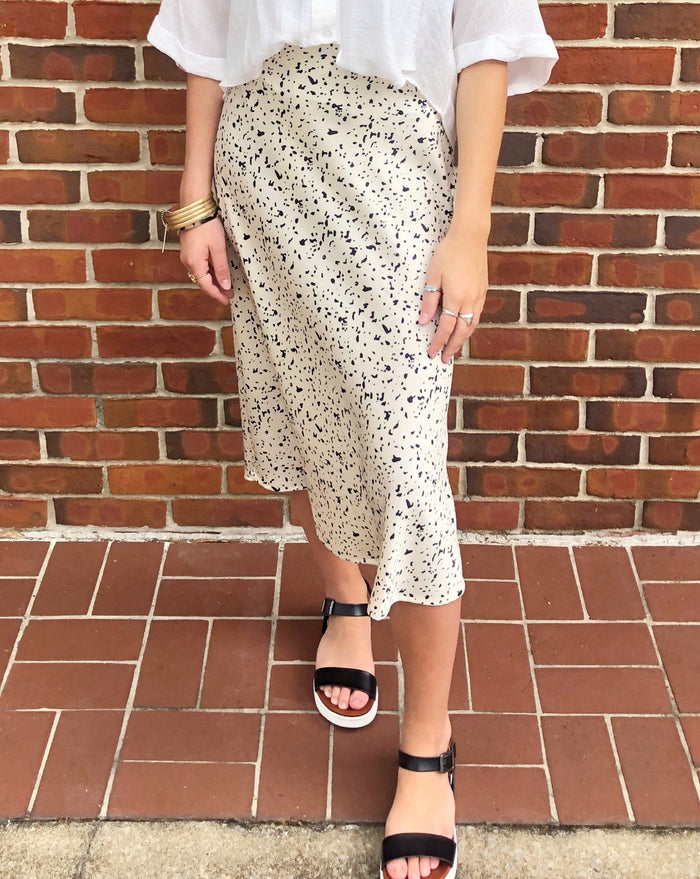 Simplicity is Best Midi Skirt