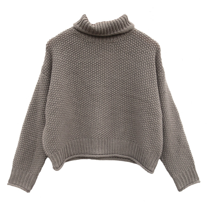 The World is Your Oyster Sweater - LUX11280-PEA