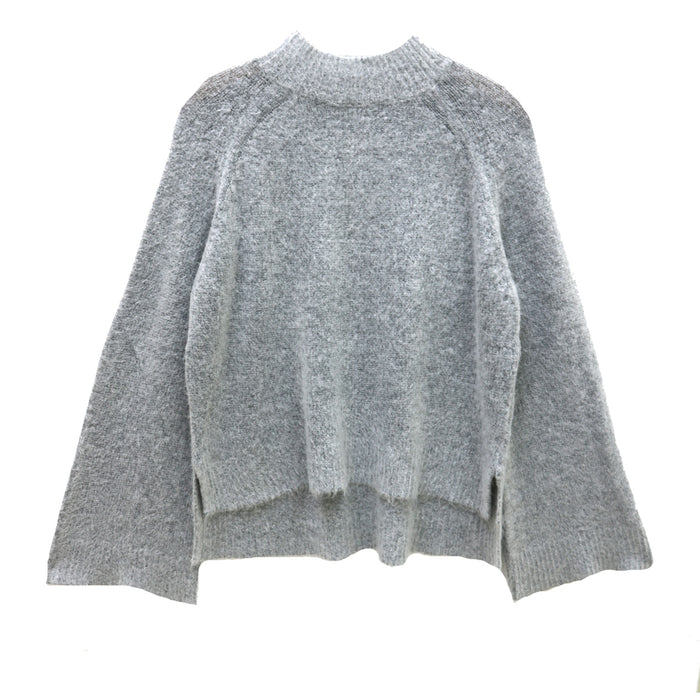Fuzzy Frenzy Sweater  - JT57-34-H.GRY